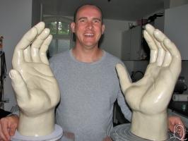 Marcel Dooijewaard van Hagen Beelden, keramiek