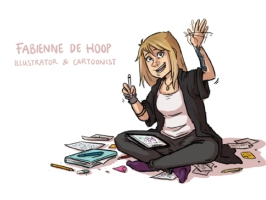 Fabienne de Hoop Illustrator & cartoonist